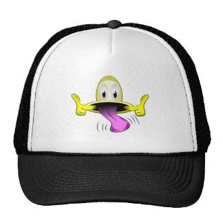 Tongue Wagger Mesh Hat
