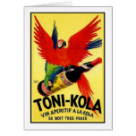 Toni-Kola Greeting Card