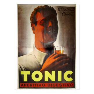 Tonic Postcard