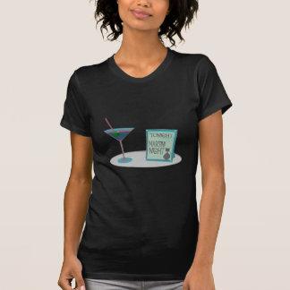 Tonight Martini Night T-shirt