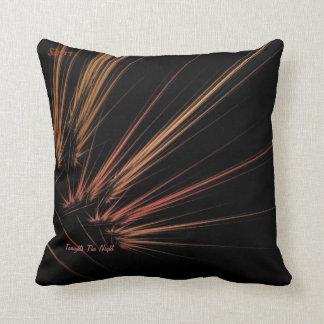 Tonights The Night Beautiful Pillow by Sherri