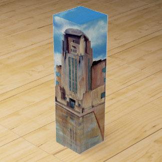 Tonkinson - radio Kootwijk wine box