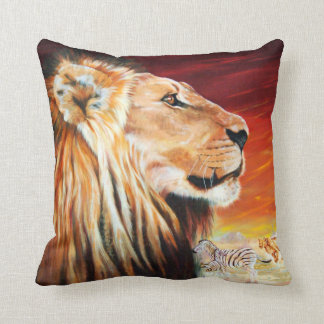 Tonkinson sierkussen lion cushion