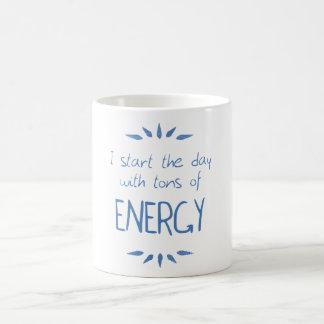Tons of Energy Coffee Mug