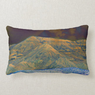 Tonto Mountains in Photo Art Accent Throw Pillow