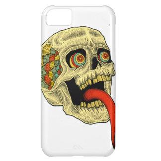 tonue skull iPhone 5C case