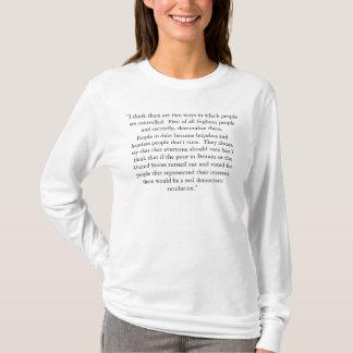 Tony Benn Smoking T-Shirt