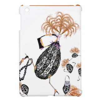 tony fernandes, ginger chicks have all the fun iPad mini case