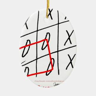 tony fernandes, it's my rule my game (7) ceramic oval decoration