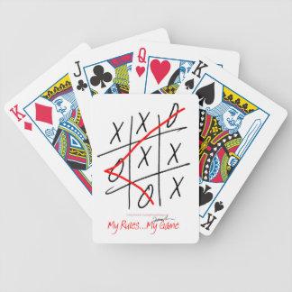 tony fernandes, it's my rule my game (8) poker deck