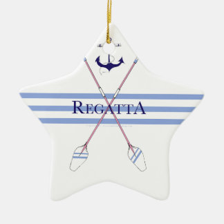 tony fernandes, regatta 10 christmas ornament