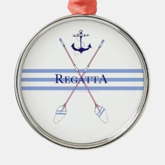 tony fernandes, regatta 10 christmas ornament