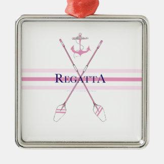 tony fernandes regatta 11 christmas ornament