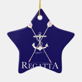 tony fernandes, regatta 12 christmas ornament