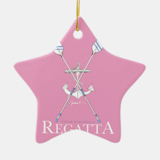 tony fernandes, regatta 12a christmas ornament