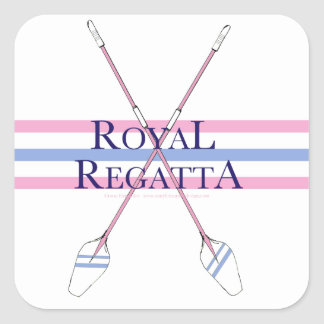 tony fernandes, regatta 4 square sticker