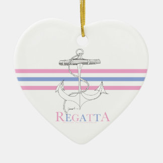 tony fernandes, regatta 6 christmas ornament