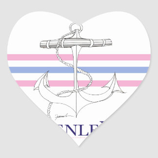 tony fernandes, regatta 7 heart sticker