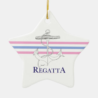 tony fernandes, regatta 8 christmas ornament
