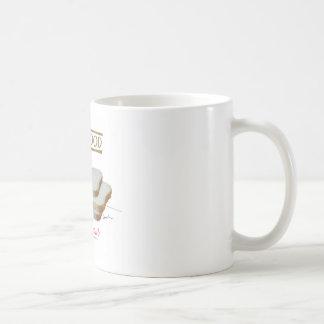 Tony Fernandes's Man Food - bread sandwich Coffee Mug