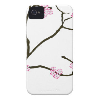 Tony Fernandes Sakura Blossom 1 iPhone 4 Case