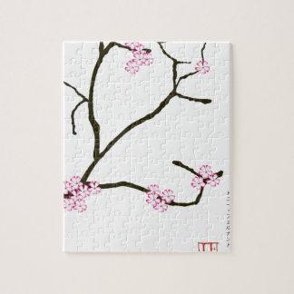 Tony Fernandes Sakura Blossom 1 Jigsaw Puzzle