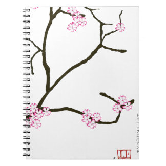 Tony Fernandes Sakura Blossom 1 Notebook