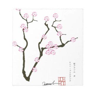 Tony Fernandes Sakura Blossom 5 Notepad