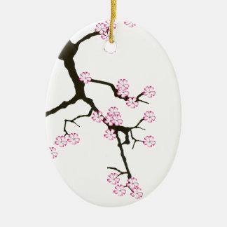 Tony Fernandes sakura lucky 7 Ceramic Oval Decoration
