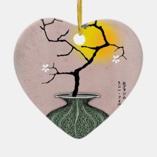 tony fernandes's a harvest moon 4 christmas ornament