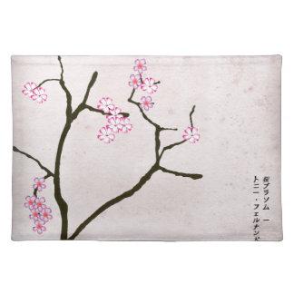 tony fernandes's antique blossom 1 placemat