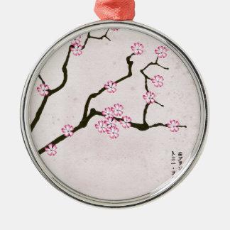 tony fernandes's antique blossom 4 christmas ornament