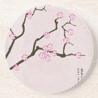 tony fernandes's antique blossom 4 coaster
