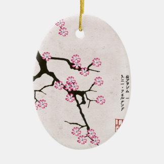 tony fernandes's antique blossom 6 christmas ornament