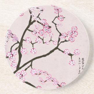 tony fernandes's antique blossom 7 coaster
