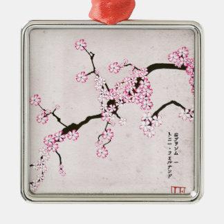 tony fernandes's antique blossom 9 christmas ornament