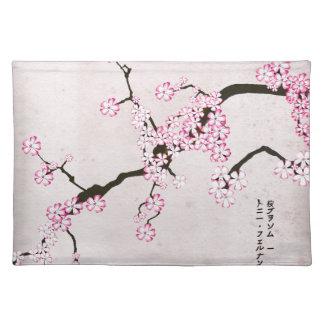 tony fernandes's antique blossom 9 placemat