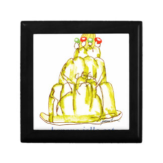 tony fernandes's banana jello cat gift box