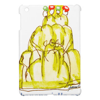 tony fernandes's banana jello cat iPad mini case