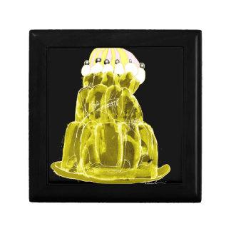 tony fernandes's banana jello rat gift box