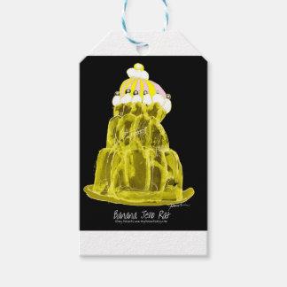 tony fernandes's banana jello rat gift tags