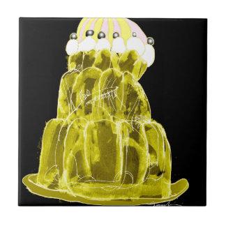tony fernandes's banana jello rat tile