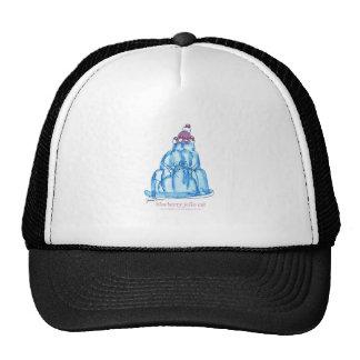 tony fernandes's blueberry jello cat cap