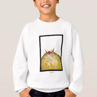 tony fernandes's ginger tom cat snap sweatshirt