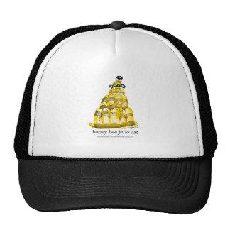tony fernandes's honey bee jello cap