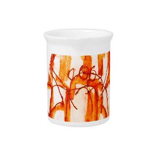 tony fernandes's kumquat jello cat pitcher