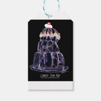tony fernandes's licorice jello rat gift tags