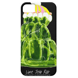tony fernandes's lime jello rat iPhone 5 cover