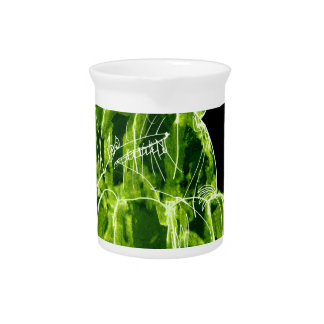 tony fernandes's lime jello rat pitcher
