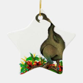 tony fernandes's love dodo christmas ornament